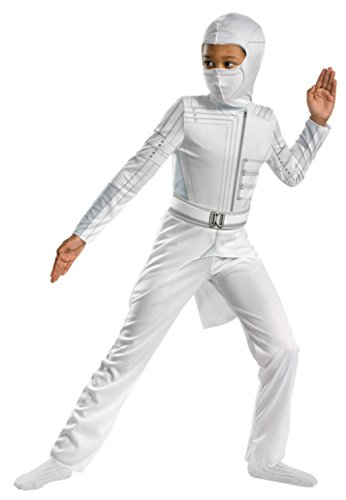 Boys Storm Shadow Kids Child Fancy Dress Party Halloween Costume