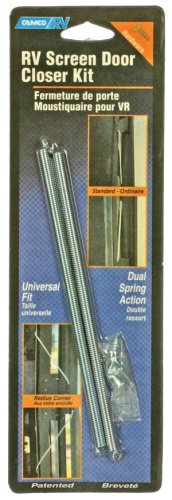 Camco 44133  Screen Door Closure Kit