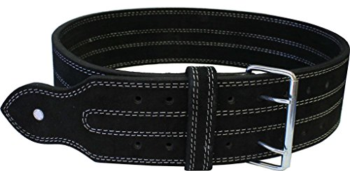 Ader-Leather-Power-Lifting-Weight-Belt-4-Black