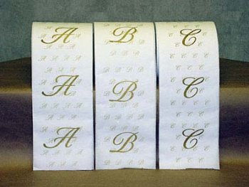Individually Wrapped Toilet Paper front-1016404
