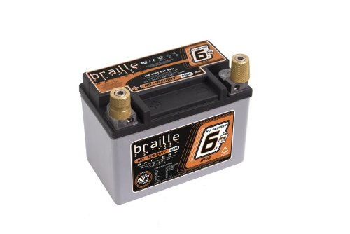 Braille Battery B106 Lightweight Racing Battery