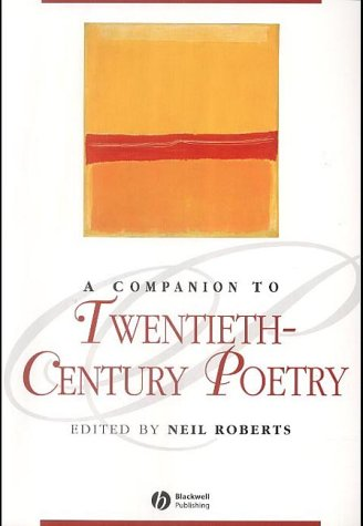Companion to Twentieth-Century Poetry
