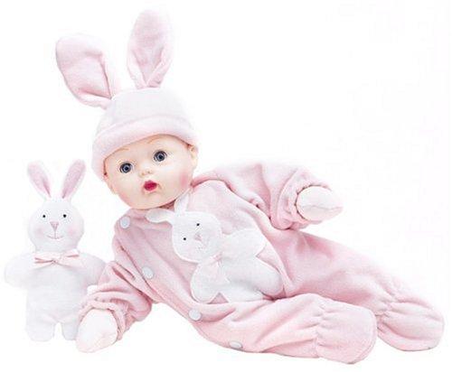 Madame Alexander Dolls Pink Bunny Huggums front-368136