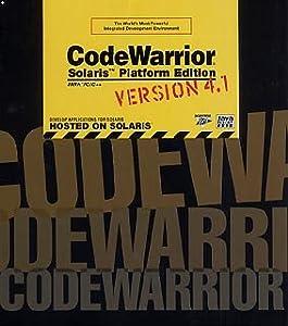 Codewarrior Professional 4.0 for Solaris