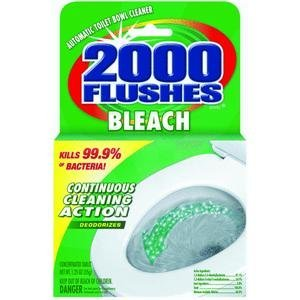 2000 Flushes Automatic Bowl Cleaner 3 5 2