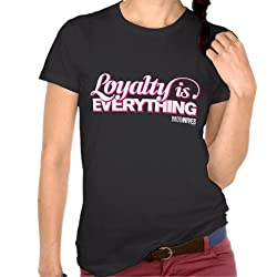 Mob Wives: Loyalty is Everything Tee - Ladies