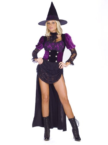Witch Burlesque Costume - Adult Costume