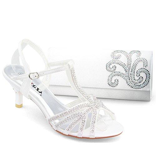 Low Heel Dress Shoes Wedding 2 Superb SHOEZY Kitten Heel Wedding