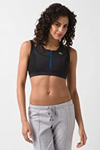 Technical Jersey Mixed Mesh Sports Bra