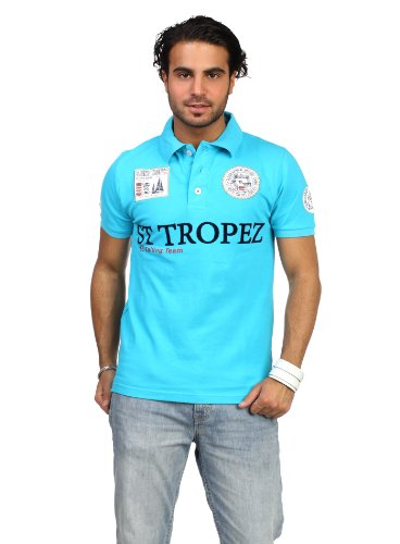 Geographical Norway Men Polo Shirt St. Tropez