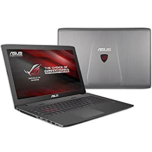 "Asus ROG GL752VW-GS71-HID2 Metal Grey 17.3"" i7-6700HQ 2.6-3.5GHz Windows 10 (960M 4G/128G SSD+1T HDD/16GB RAM/DVDRW)"