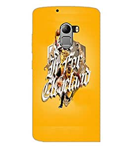 PrintDhaba Sports D-5940 Back Case Cover for LENOVO VIBE K4 NOTE (Multi-Coloured)