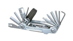Topeak Mini 20 Pro Mini Tool with Neoprene Bag (Silver)