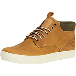 Timberland, Earthkeepers Adventure Chukka Red Wheat, Sneaker, Uomo, Marrone (Chukka Red Wheat), 41