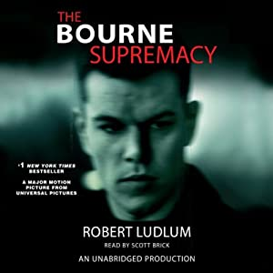 The Bourne Supremacy | [Robert Ludlum]