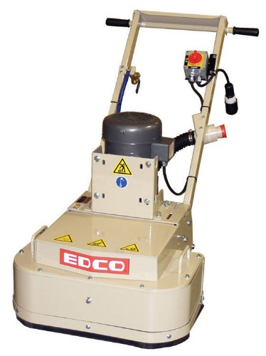 EDCO 2EC-3 Dual-Disc Electric Floor Grinder