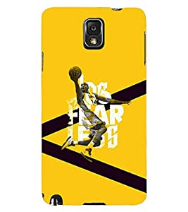 PRINTSWAG PLAYER Designer Back Cover Case for SAMSUNG GALAXY NOTE 3
