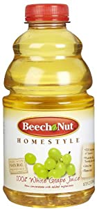 Beech-Nut Juice - White Grape - 32 oz