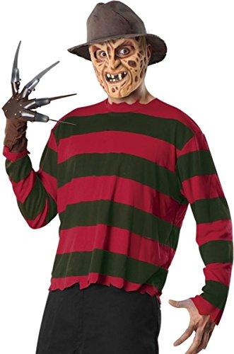 Morris Costumes Men's Freddy Krueger Costume, Standard.