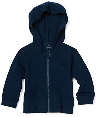 Disney Baby-Boys Newborn Hooded Jacket, Blue, 3-6 Months