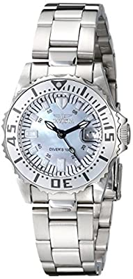"Invicta Women's 17381SYB ""Pro Diver"" Stainless Steel Watch"