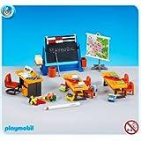Playmobil - 7486 - Salle de classe moderne avec de nombreux accessoires - Dans un emballage plastique