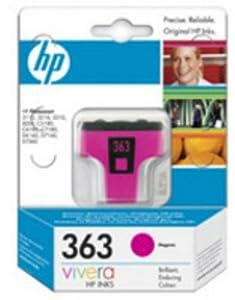 HP Cartouche d'encre HP n° 363 magenta