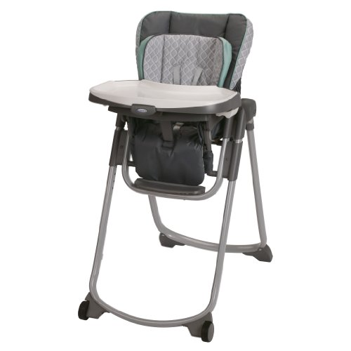 Graco Slim Spaces Highchair, Manor (Portable High Chair Graco compare prices)