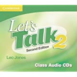 Let's Talk Class Audio CDs 2 (Let's Talk Second Edition)