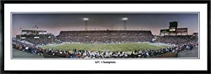 New England Patriots - AFC Champions - Foxboro Stadium vs. Jacksonville Jaguars 13.5... by Hall of Fame Memorabilia