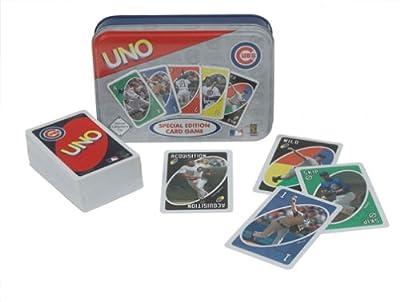 UNO: Chicago Cubs Edition