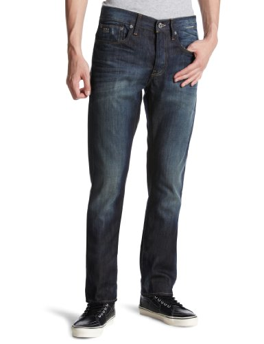 Mens G Star Slim Fit Vintage Aged Jeans B13 (W28