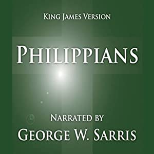 The Holy Bible - KJV: Philippians | [Hovel Audio, Inc.]