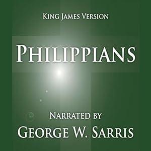 The Holy Bible - KJV: Philippians Audiobook