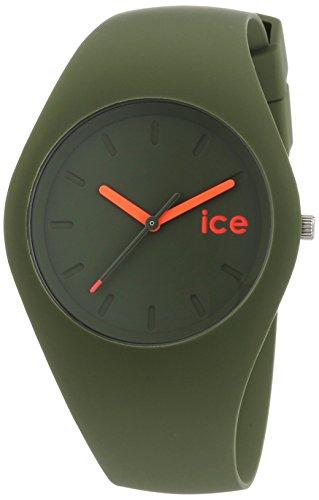 Ice-Watch unisex-Orologio da polso al quarzo verde in silicone ice. FT.MIL.U.S,14