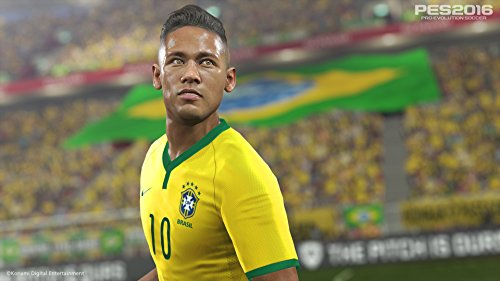PES 2016 Pro Evolution Soccer including UEFA EURO 2016 screenshot