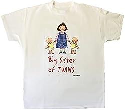 Big Sister of Twins Tee Shirt