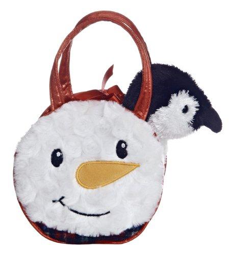 Aurora Plush Fancy Pals Mr. Snowman Pet Carrier