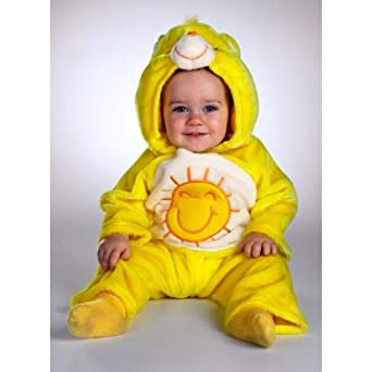 Amazon Care Bears Funshine Bear Costume Infant