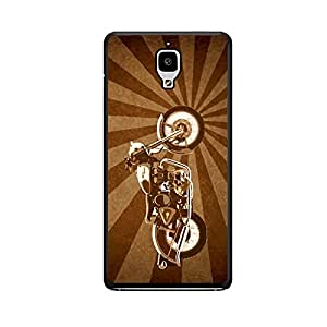 GrungeBike Case for Xiaomi Mi4
