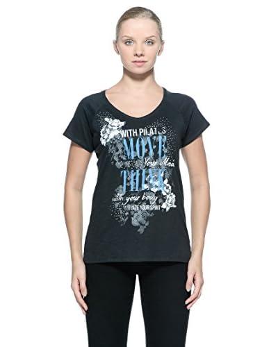 J. Pilates New York Camiseta Think