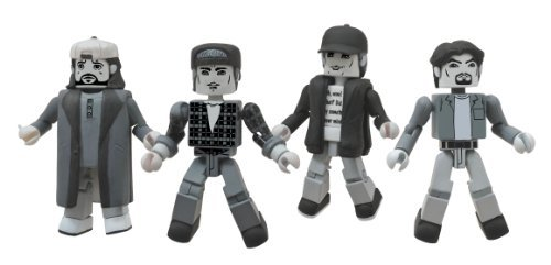 Diamond Select Toys Clerks Minimates 20th Anniversary B and W Box Set by Diamond Select