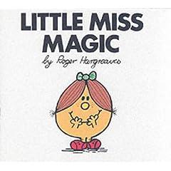 Little Miss Magic (Little Miss Library)