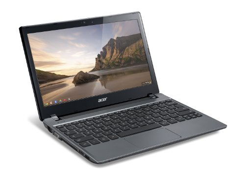 Black Friday 2013 Acer C710-2833 11.6-Inch Chromebook - Iron Gray (16GB SSD)