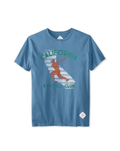 7th Inning Stretch Men's Cali Baseball T-Shirt