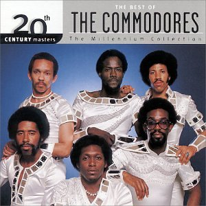 20th Century Masters: The Best of The Commodores - The Millennium Collection by Motown