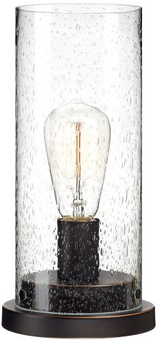 Libby Seeded Glass Edison Bulb Accent Lamp front-1044606