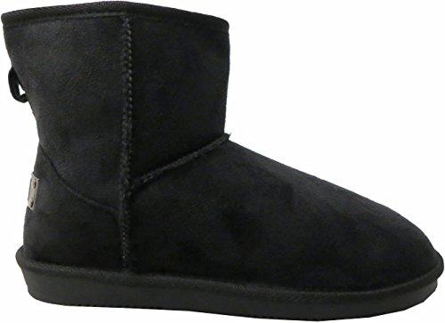 RTB ,  Stivali Donna, Nero (Black Low Boots (Boxed)), 40,5