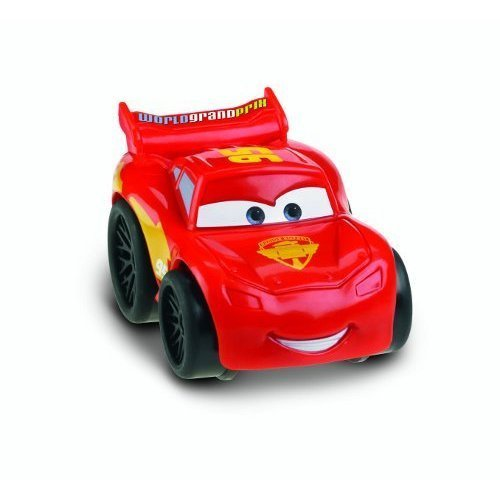 Fisher Price Wheelies W6161 Cars Lightning McQueen
