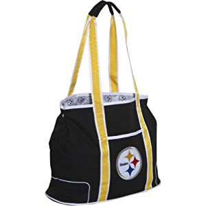 Concept One Pittsburgh Steelers Hampton Tote at SteelerMania
